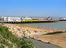 Further image of the Clacton on Sea pier
