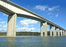 Orwell Bridge picture