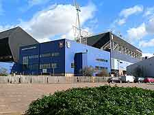 Image of the famous Portman Road Stadium