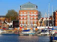 Picture of the Salthouse Harbour Hotel on the Neptune Quay