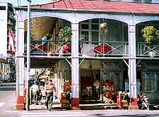 Image of the city centre's Iron House