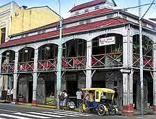 Casa de Fierro picture (The Iron House)