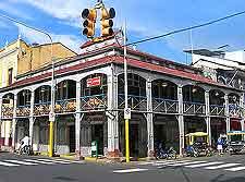 Picture of the famous Iron House (Casa de Fierro)
