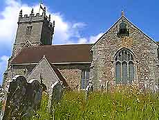 Isle of Wight Churches