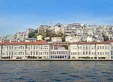 Dolmabahce Sarayi palace image