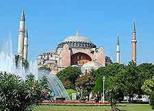 Hagia Sophia (Aya Sofya) photograph