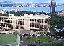 Picture of waterfront city hotel, offering excellent views