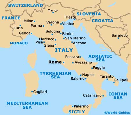 airports in italy map Map Of Venice Marco Polo Airport Vce Orientation And Maps For airports in italy map