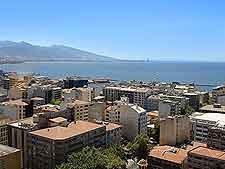 Aerial view of Izmir