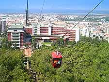 Picture of the Teleferic (Teleferik)