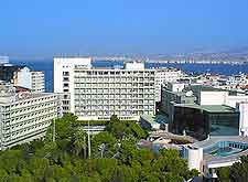 Photo of modern coastal lodging