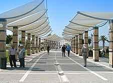 Photograph of Konak Square (Konak Meydani)