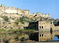 Photo of the Amber Fort