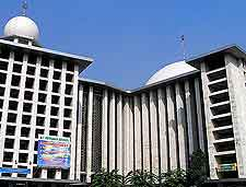 Istiqlal Mosque photograph