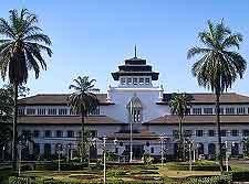 Bandung aerial image