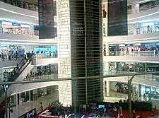 Further mall view