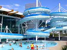 Image of AquaSplash water park