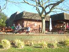 Restaurant at Jersey Zoo
