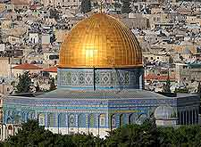 Photograph of Jerusalem's Dome of the Rock