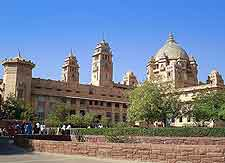 Photo of the Umaid Bhawan Palace (Chittar Palace)