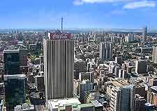 Johannesburg cityscape picture