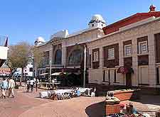 Picture of the city's Market Theatre