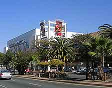 Image of the northern Rosebank shopping centre