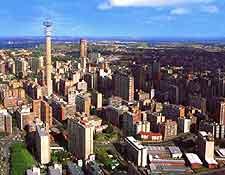 Johannesburg Skyline picture