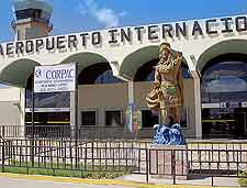 Picture of the Inca Manco Capac International Airport (JUL)