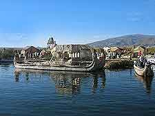 Further picture of Lake Titicaca