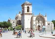 Central plaza picture