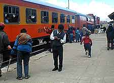 Picture of local train