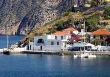 Kefalonia Tourist Attractions: Assos photograph