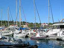 Fiskadro marina photo