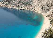 Further coastal picture of Myrtos