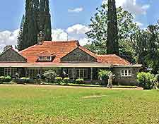 Different view of the Karen Blixen Museum