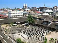 Picture of historic amphitheatre at Stone Town, Zanzibar