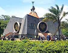 Uhuru Park memorial photo