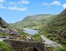 Scenic photo of the Gap of Dunloe