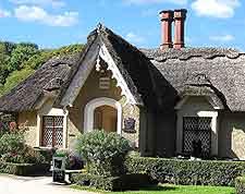 Deenagh Lodge Gate photograph