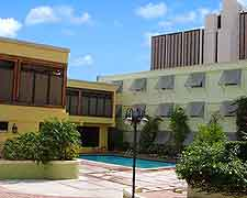 Photo of local hotel with swimming pool