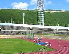 National Stadium photo at Independence Park