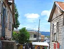 Picture of the Trench Town area