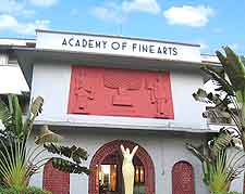 Photo of the Academy of Fine Arts