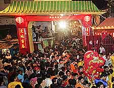 Image of Chinese New Year in Chinatown