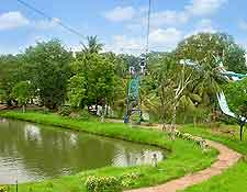 Photograph of Kolkata's Nicco Park