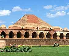Picture of Terracotta Temple in Bishnupur