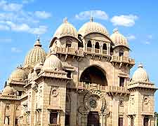 Image of the Belur Math Shrine