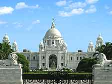 Picture of the Victoria Memorial