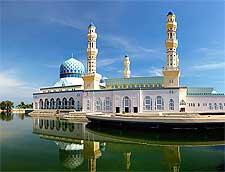View of the Masjid Bandaraya (City Mosque), taken by Nino Verde